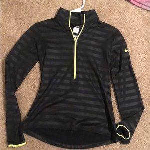 Nike half zip dri-fit